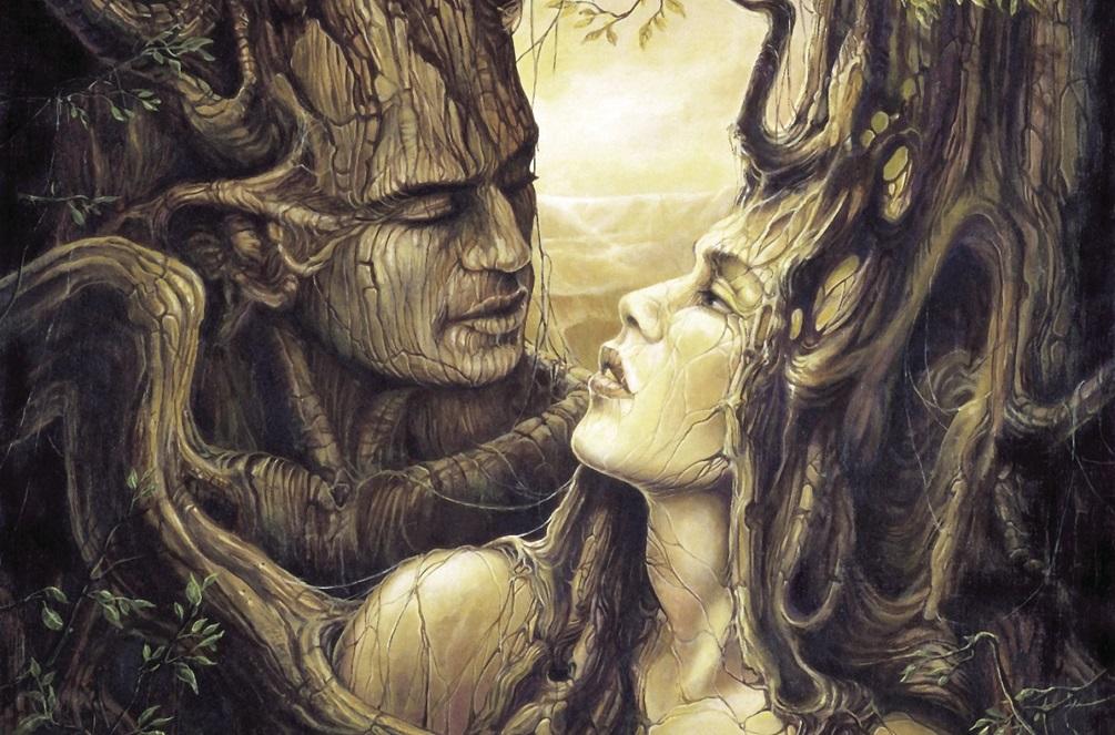 how the gods created mankind according to norse mythology