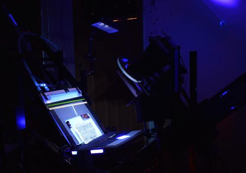 Spectral imaging system