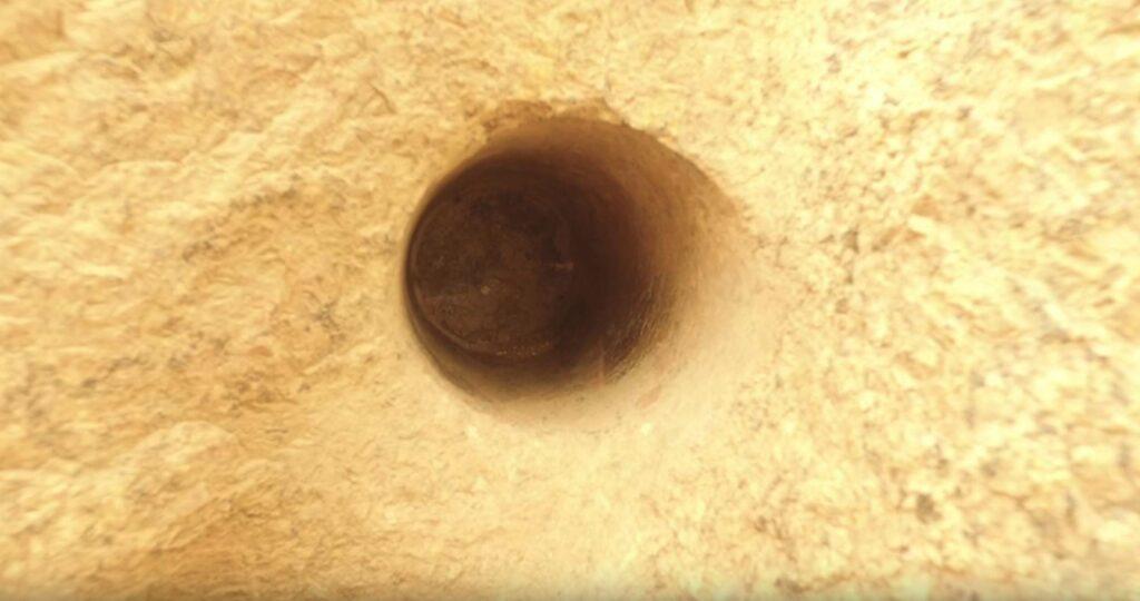 Abu Gorab Drill Hole