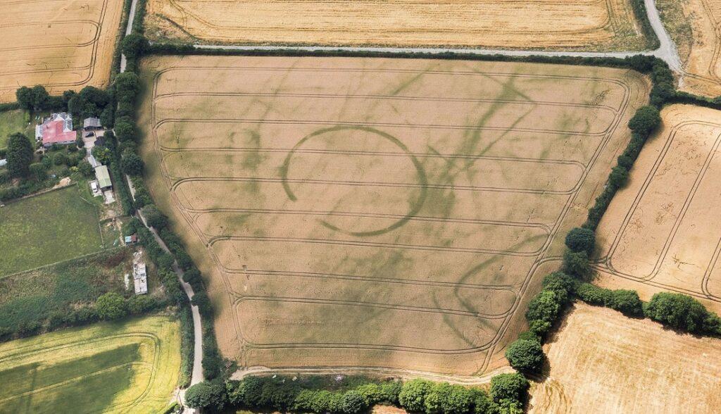 Iron Age Round, UK.