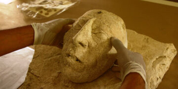 Mask of King Pakal