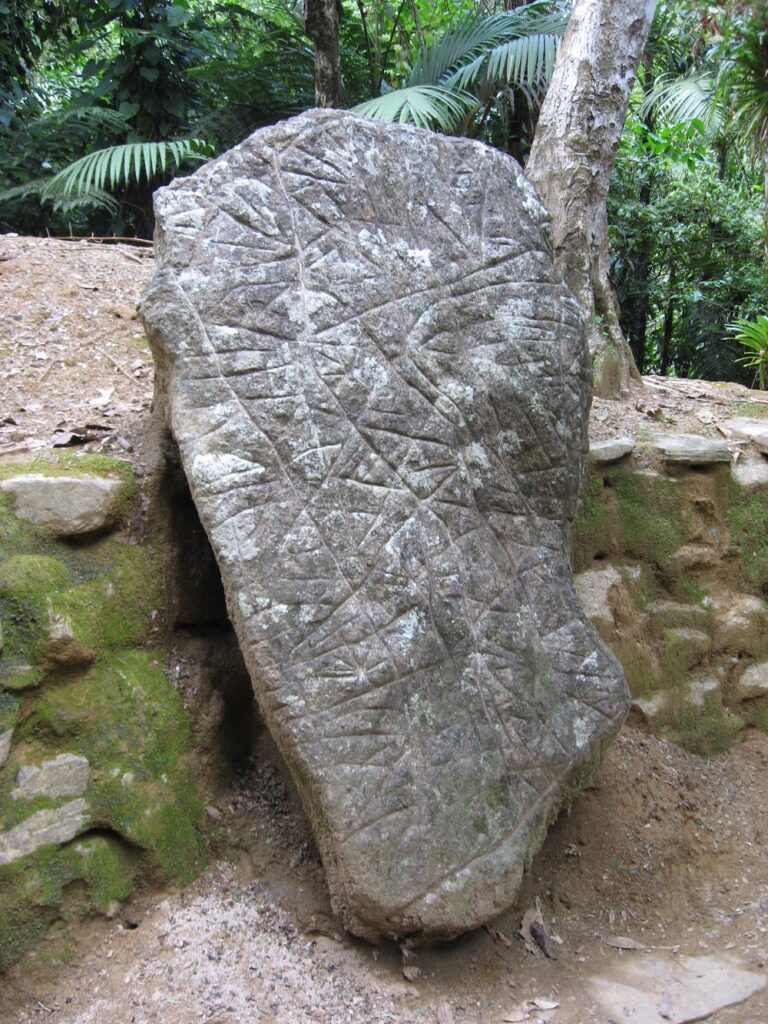 Ciudad Perdida—The Lost City of Colombia, Built 650 Years Before Machu Picchu Lost-City-Star-Map-768x1024
