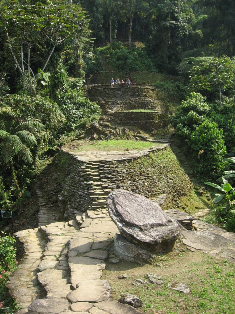 Ciudad Perdida—The Lost City of Colombia, Built 650 Years Before Machu Picchu Lost-City-of-Colombia-768x1024