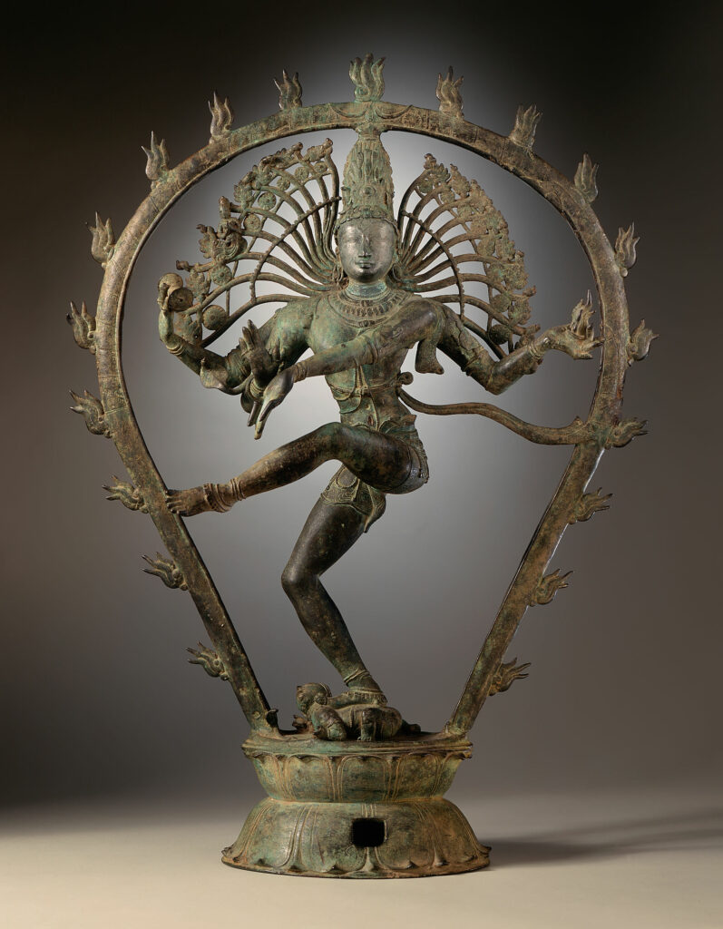 Chola dynasty statue of Shiva