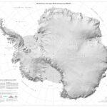 High-Res Map of Antarctica