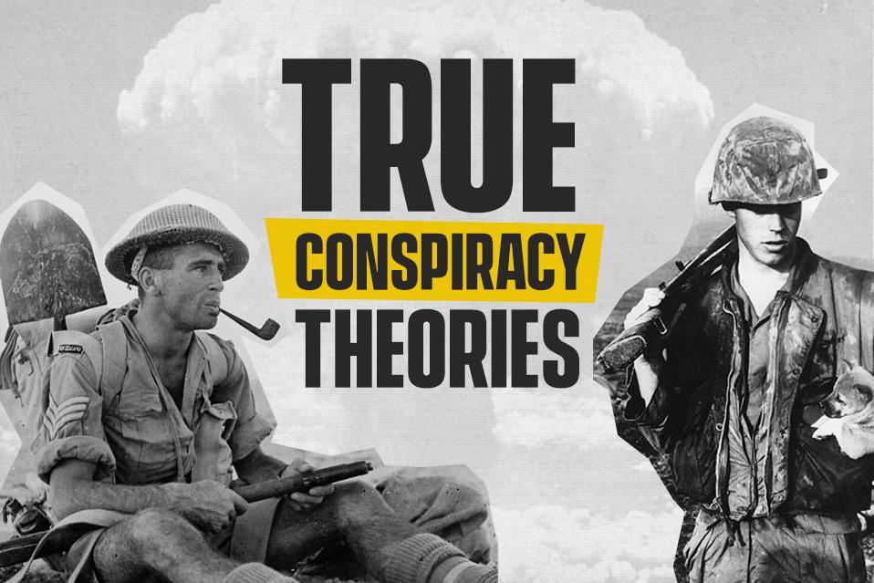 True Conspiracy Theories