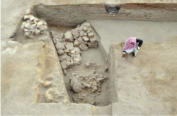 Archaeologists Find Legendary Ancient Egyptian Coastal Fortress