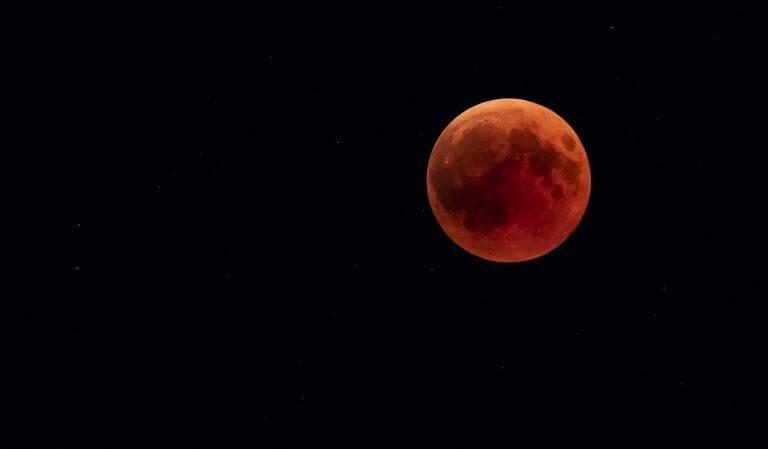 Get Ready For A Super Blood Wolf Moon Lunar Eclipse