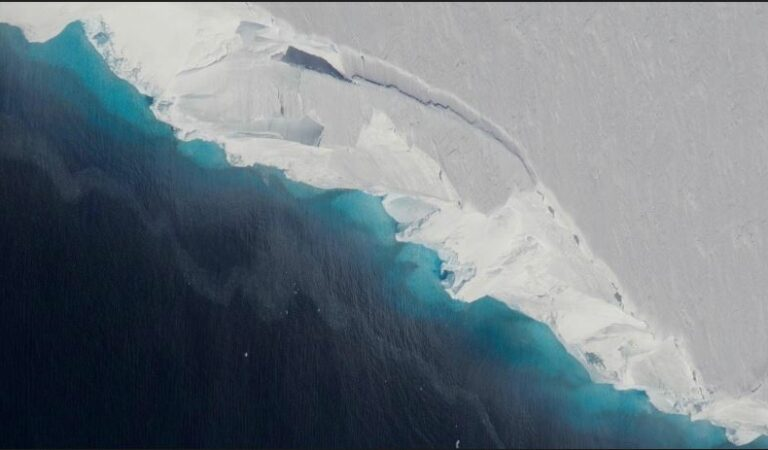 NASA Study Reveals 'World's Most Dangerous Glacier' Could Soon Collapse