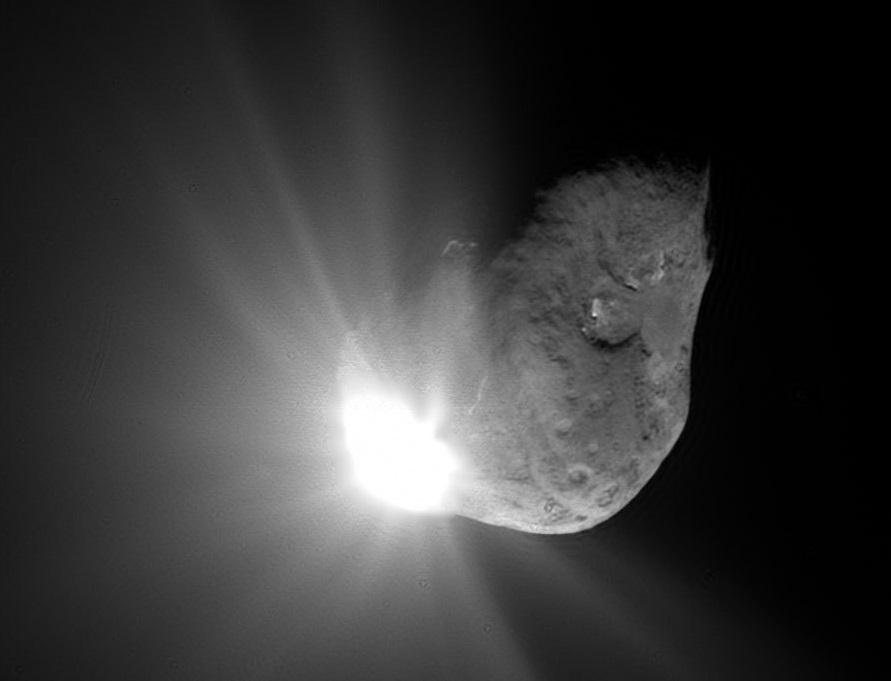didymoon, asteroid, dart, esa, aida, didymos, probe, asteroid, deep impact, comet