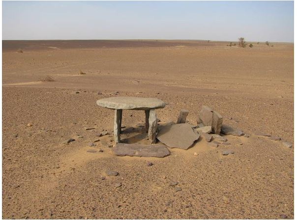 Hundreds of mysterious stone structures found in the Sahara