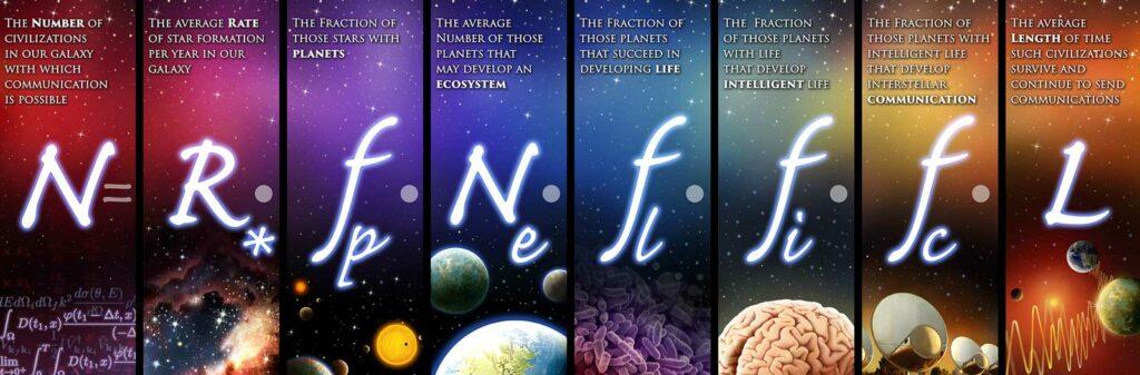 alien life, drake equation