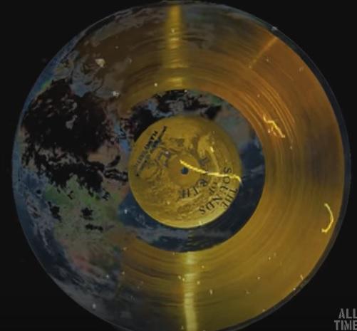 copper record