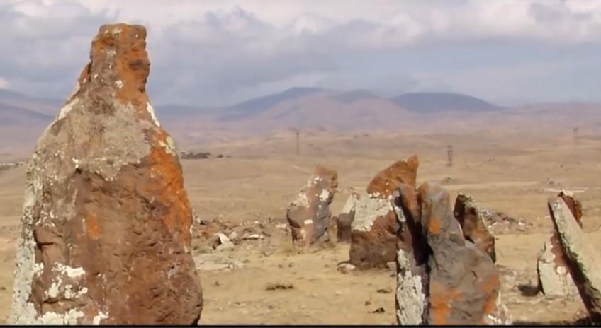 armenian stonehenge