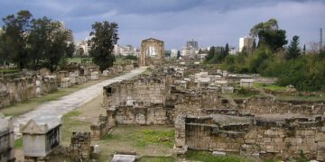 Tyre, biblical sites