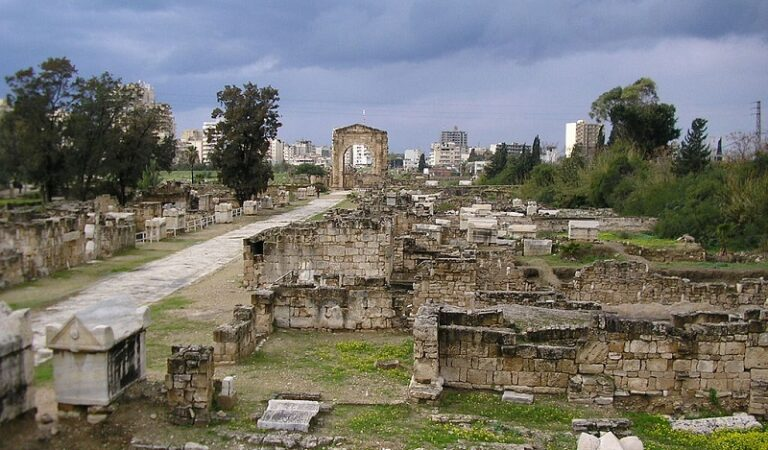 5 Biblical sites destroyed by looting in recent years