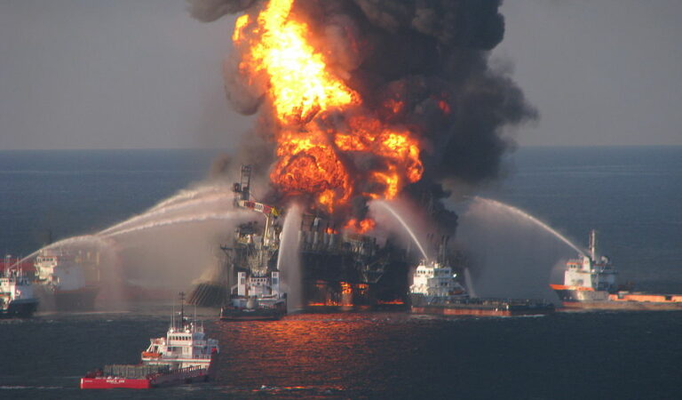 The Deepwater Horizon oil spill has created toxin-riddled mutant sea creatures