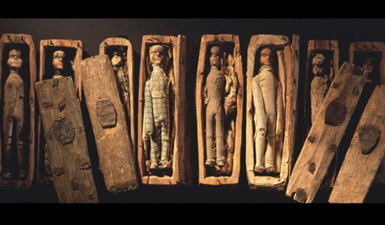 200-Year-Old Miniature Coffins Found In Scotland Confound Researchers