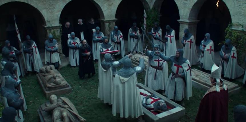 friday the 13th, knights templar